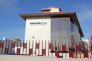 instalaciones Andromeda