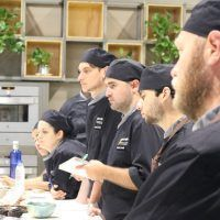 Uso de la corvina REX en alta cocina