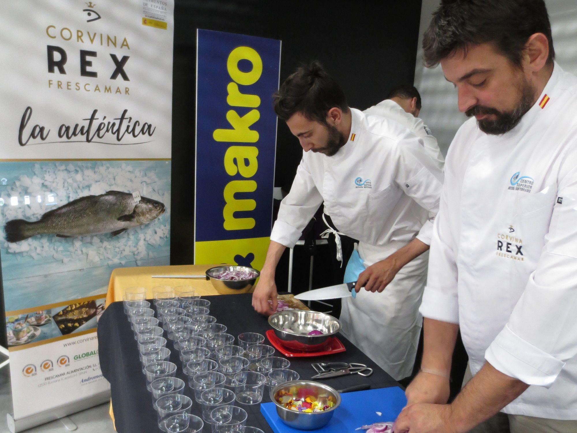 REX participa en la jornada inaugural del nuevo MAKRO Zona Franca