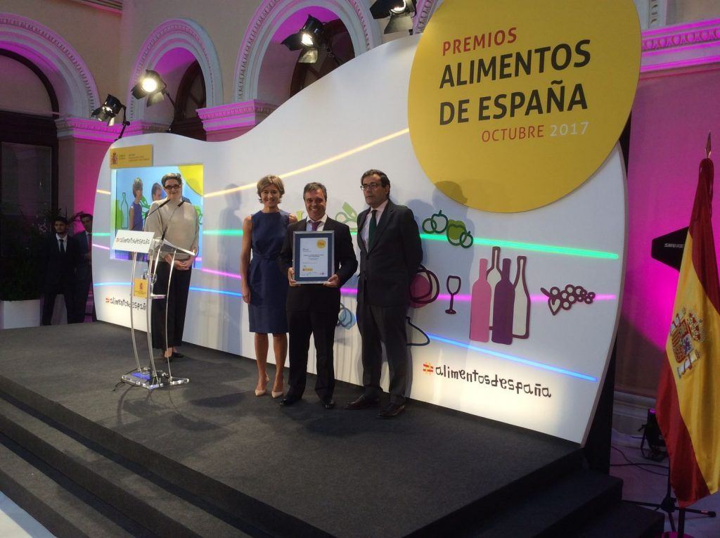 Premio Alimentos España