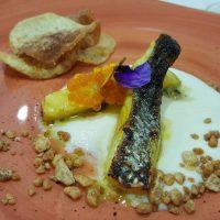 Concurso de recetas en el Centro Superior de Hosteleria de Madrid y Valencia con Corvina REX