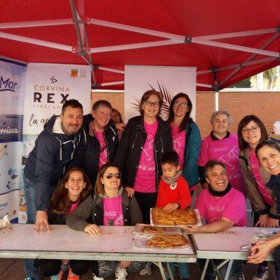 Corvina REX colabora con la Cursa de la Dona de Burriana