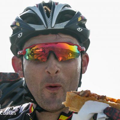 Corredores Mitic Bike reponen fuerzas con Corvina REX
