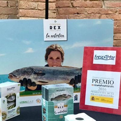Frescamar Bio Rex Food&Drink Business Meetings Alimentaria Barcelona