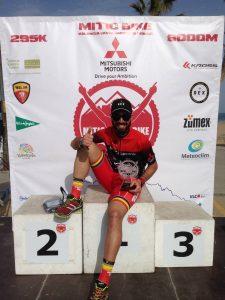 Ganador absoluto Mitic Bike con Corvina REX