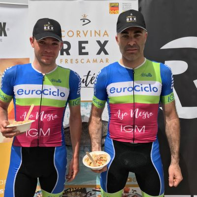 Ganadores por Equipos Mitic Bike & Corvina REX
