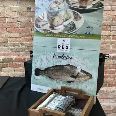 Rex Food&Drink Business Meetings Alimentaria Barcelona 2018