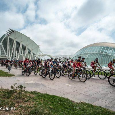 Salida Mitic Bike Ciudad de las Artes y las Ciencias