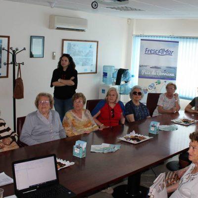 Ayuntamiento Burriana visita Frescamar