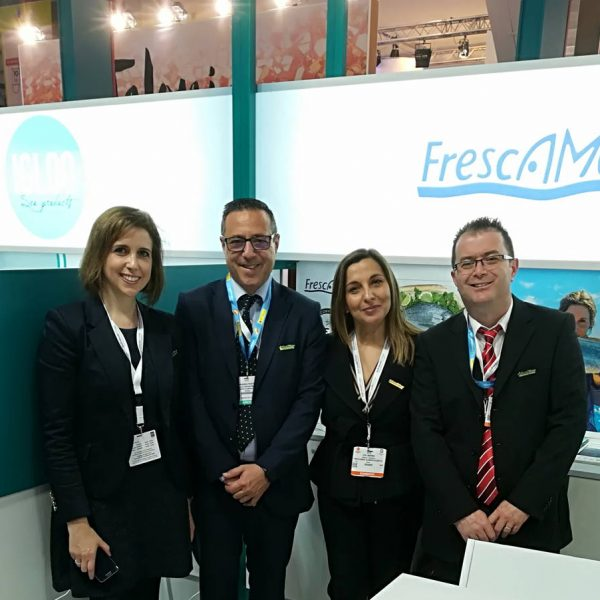 SeaFood Expo Global Bruselas Frescamar