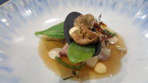 Receta Corvina REX Cooking&Sea