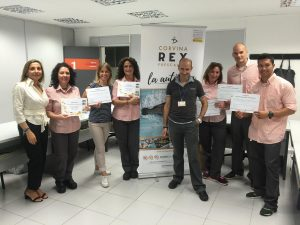 Diploma Corvina REX Consum