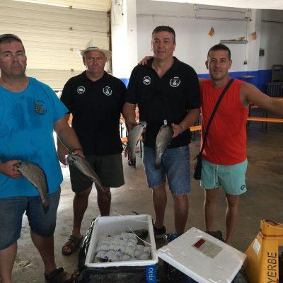 Equipos Caldero 2018 con Corvina REX