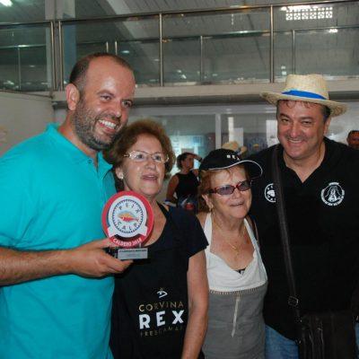 Ganadores Caldero 2018 Calp con REX