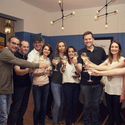 Influencers culinarios de Francia con REX