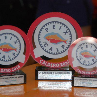 Mejor Arroz Peix de Calp patrocinado por Andromeda Group