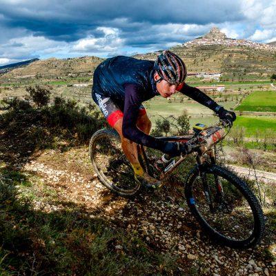 Dani Milian ciclista Corvina REX