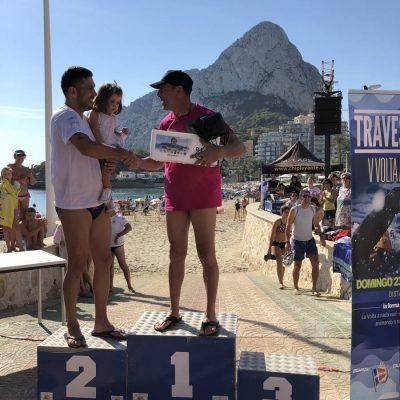 Entrega premios Volta Peñon Ifach