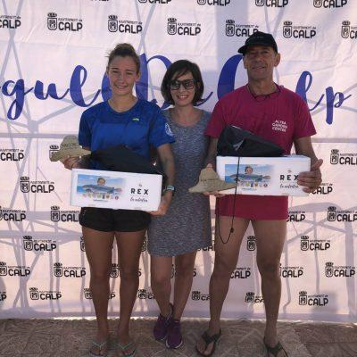 Ganadores locales reciben lote Corvina REX