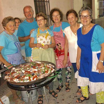 Participantes Concurso LLauna peix Corvina
