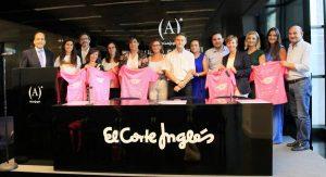 Patrocinadores V Marcha Solidaria Le Cado con Corvina REX
