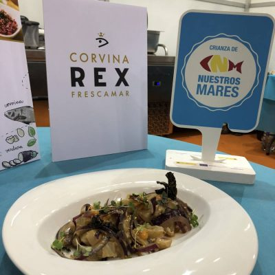 Ceviche de Corvina REX