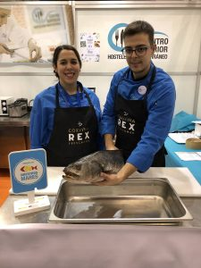 Corvina REX Gastronoma 2018