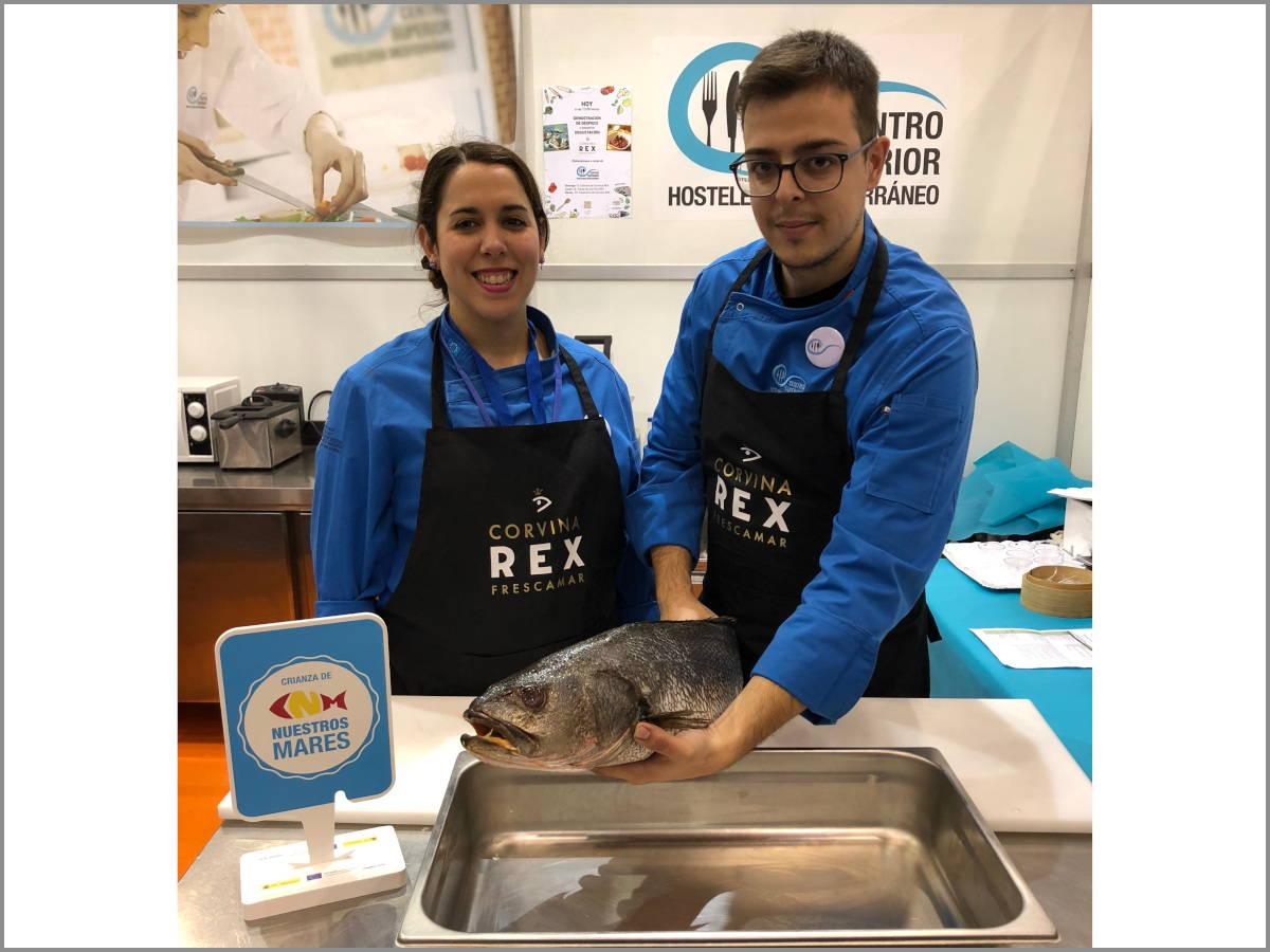 Corvina REX en Gastronoma 2018