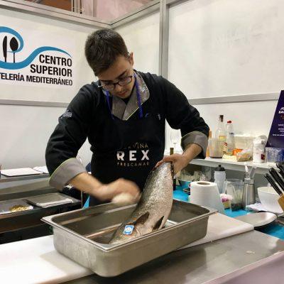 Despiece Covina REX en Gastronoma