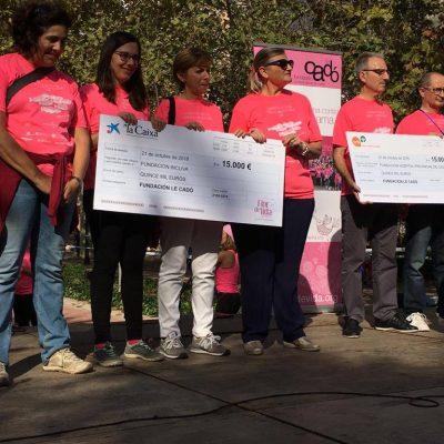 Donación fundacion Le Cado colaboración REX