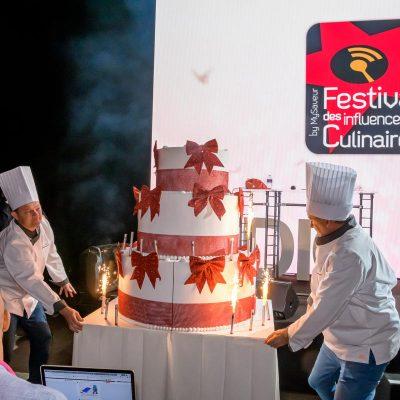 Arranque Festival con Corvina REX
