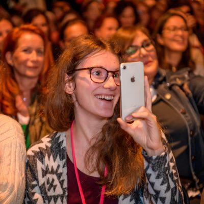 Público asistente Festival Culinario