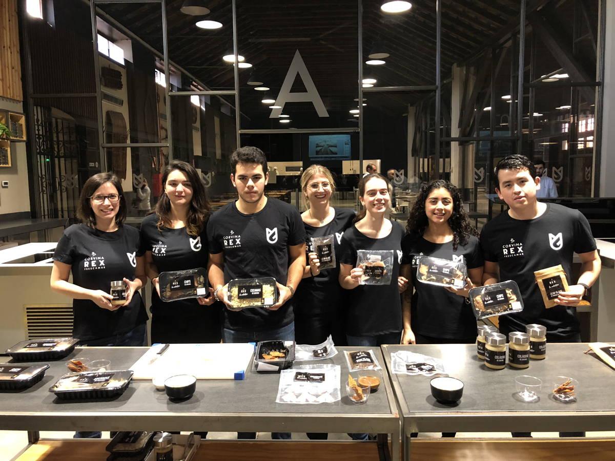 Alumnos Grado de Gastronomia y Management Culinario GASMA