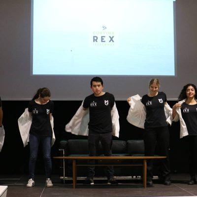 Equipo REX en GASMA