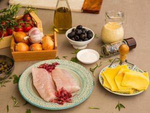 Recetas pescado blanco Corvina REX