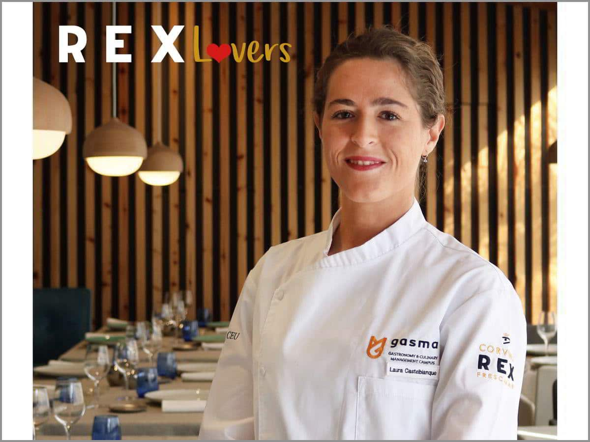 Laura Castelblanque, Corvina REX y GASMA