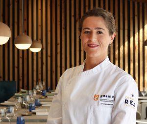 Laura Castelblanque becada por Frescamar