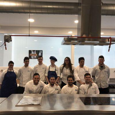 Participantes Concurso recetas Corvina REX en CSHM