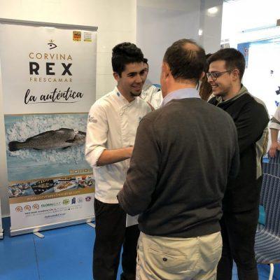 Rengel ganador dos ediciones Concurso CSHM Corvina REX