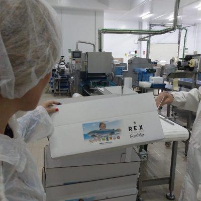 Planta de procesado Corvina REX