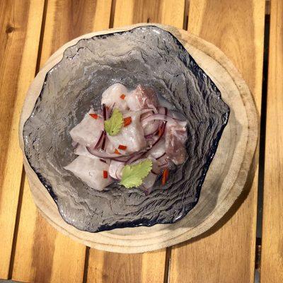 Ceviche de Corvina REX en MAKRO