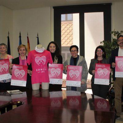 Organizadores y patrocinadores Cursa Dona Burriana Corvina REX
