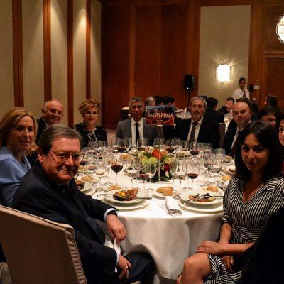 Gala entrega premios AEDEEC Frescamar y Corvina REX