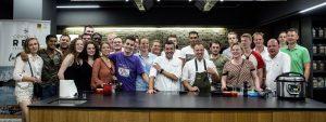Estudiantes holandeses visitan España para conocer el origen de Corvina REX