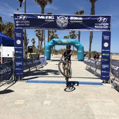Ganador absoluto III Mitic Bike