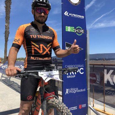 Ganador ultima etapa Mitic Bike