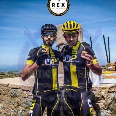 Ganadores por equipos Mitic Bike 2019