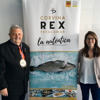 Roy Palmer & Corvina REX