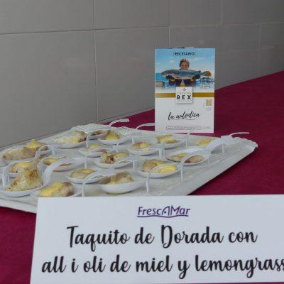 Taquito de Dorada FRESCAMAR by CSHM