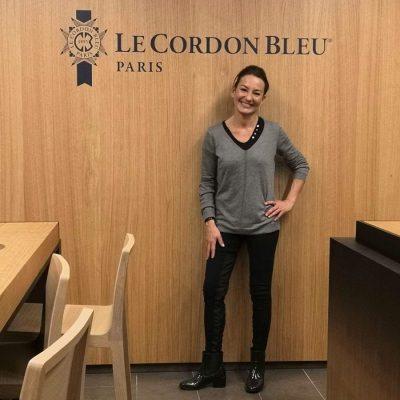 Barbara Amoros Le Cordon Bleu chef Corvina REX